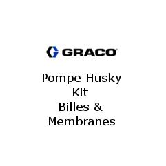 Billes, Membranes Husky 515 - SP, SP (D05066) Graco