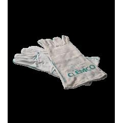 Paire Gants de Sablage Cuir (02243D) CLEMCO