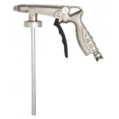 Pistolet antigravillons à buse réglable