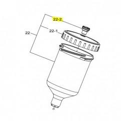 Antigoutte Godet PCG-6-PE Iwata