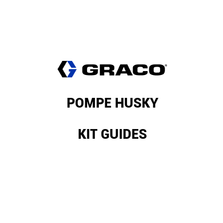 Kit Guides Husky 716 - Acétal (D05200) Graco