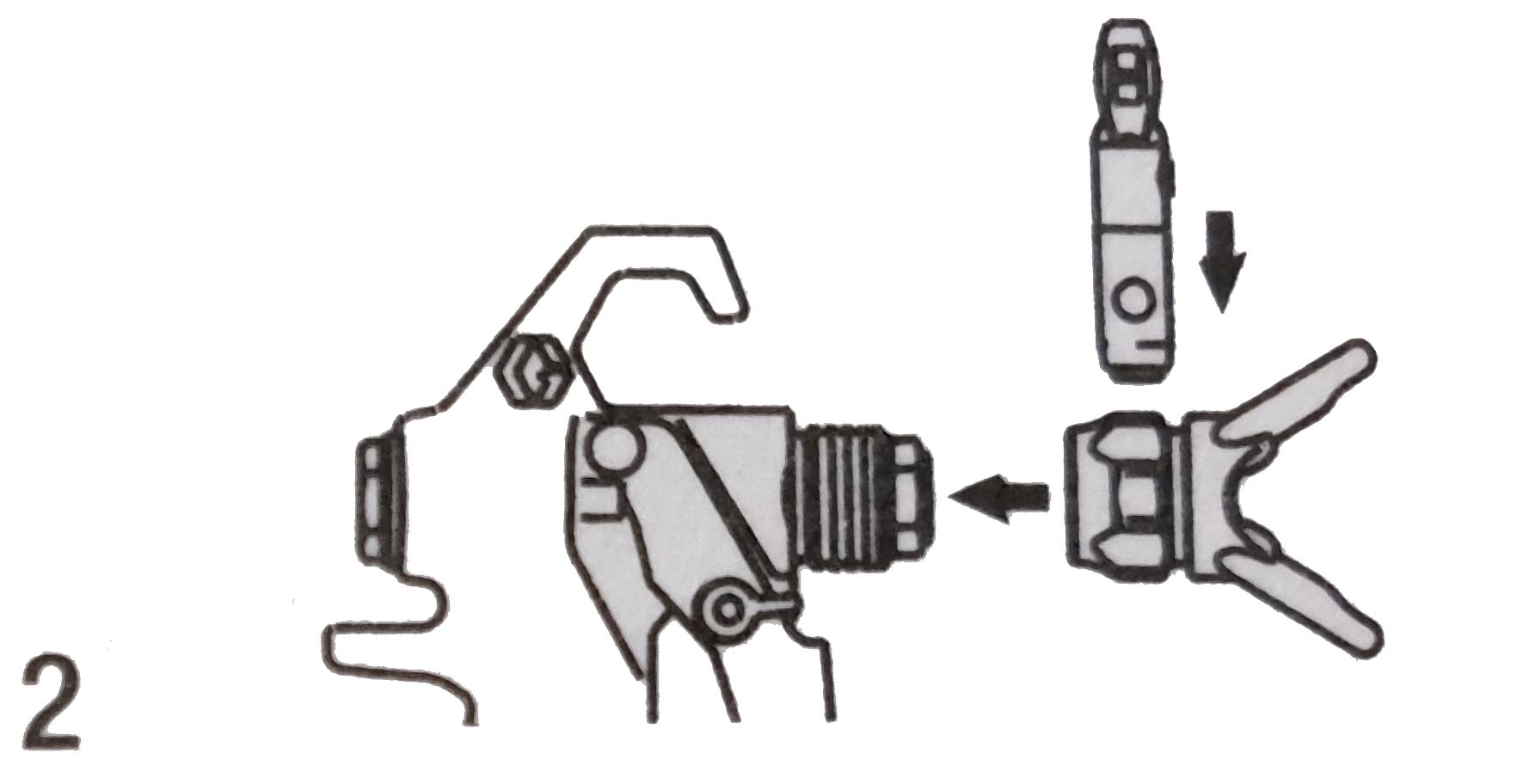 Sièges + Joints montage étape 2