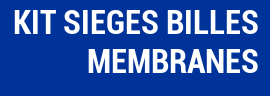 Kit Sièges, Billes, Membranes