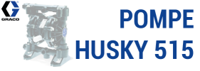 Pompe Husky 515