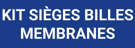 Kit Guides, Billes, Membranes