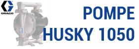 Pompe Husky 1050