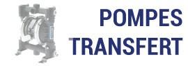 Pompes de transfert