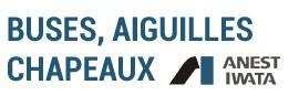 Buses, Aiguilles, Chapeaux Iwata