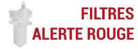 Filtres Alerte Rouge